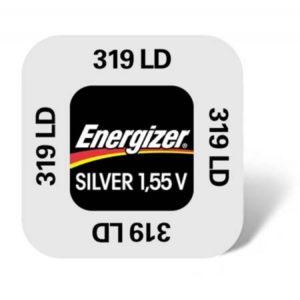 Energizer 319 1.5v Watch battery (Silver Oxide)