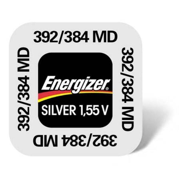 Energizer 392 1.5v Watch battery (Silver Oxide)