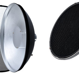 GODOX AD-S3 BEAUTY DISH REFLECTOR WITH HONEYCOMB