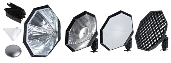 GODOX AD-S7 MULTI-FUNCTIONAL 45CM UMBRELLA SOFTBOX