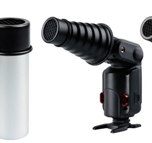 GODOX AD-S9 SNOOT WITH HONEYCOMB GRID FOR WISTRO SPEEDLITE FLASH AD180 AD360