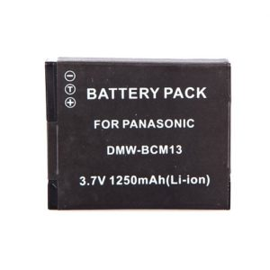 GPB Panasonic DMW-BCM13 Camera Battery-0