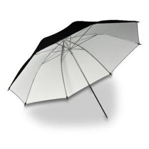 GODOX 84CM BLACK WHITE UMBRELLA FOR STUDIO FLASH PHOTOGRAPHY