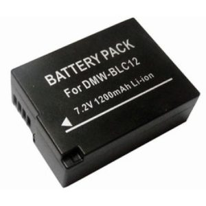 GPB Panasonic DMW-BLC12 Camera Battery-0