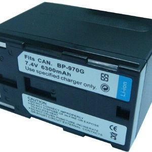 GPB Canon BP-970 Battery|for sale in South Africa-0