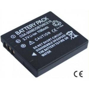 GPB Panasonic DMW-BCE10 Camera Battery-0