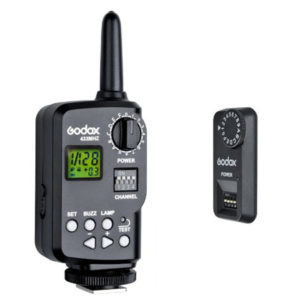 GODOX WIRELESS FLASH CONTROLL TRIGGER FT16S