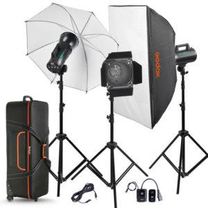 Godox GS400A-2 Light Studio Kit