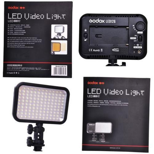 Godox LED126II Video Light