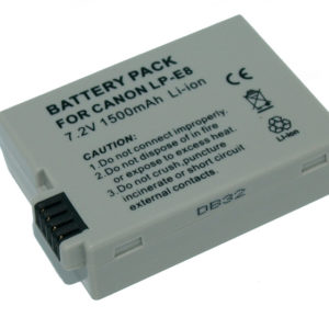 GPB Canon LP-E8 Battery|for sale in South Africa-0