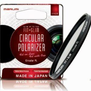 Marumi 40.5 FSCPL Camera Lens Filter-0