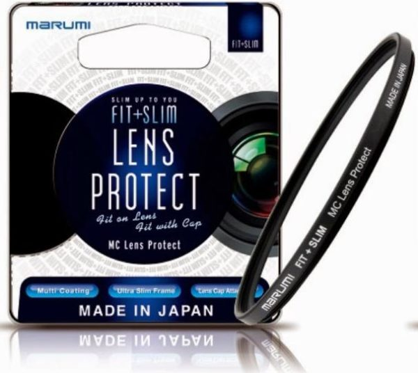 Marumi 37mm Lens Protect|Camera Lens Filter-0