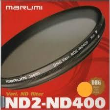 Marumi 82ND2-ND400|Camera Lens Filter-0