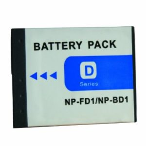 GPB Sony NP-BD1 Camera Battery-0