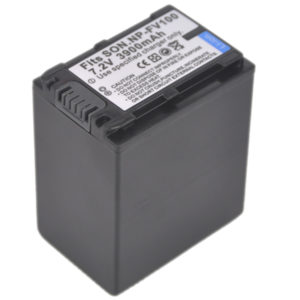 GPB Sony NP-FV100 Camera Battery-0