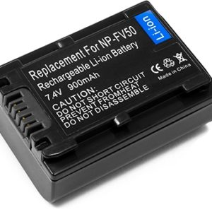 GPB Sony NP-FV50 Camera Battery-0