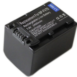 GPB Sony NP-FV70 Camera Battery-0