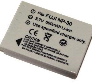 GPB Fuji NP-30 Camera Battery-0