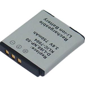 GPB Fuji NP-50 Camera Battery-0
