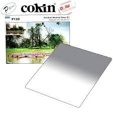Cokin P120 G1 Hard-Edge Graduated Neutral Density 0.5 (1.6-Stop) Filter - P Series
