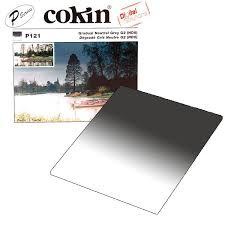 Cokin P121 G2 Hard-Edge Graduated Neutral Density 0.9 (3-Stop) Filter - P Series