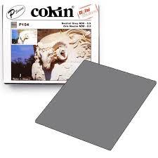 Cokin P154 Neutral Grey ND8 Neutral Density Filter