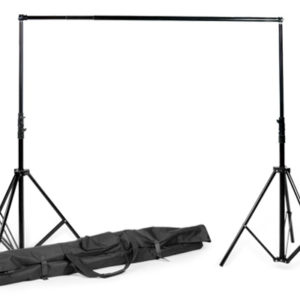 Godox BS04 Retractable Photography Studio Background Stand w/ Carrying Bag-0