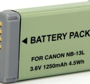 GPB Canon NB-13L Battery|for sale in South Africa-0