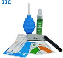 JJC CL-9 Nine-in-One Cleaning Kit For Lens and Cameras|Camera Accessories-0