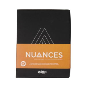 Cokin P Nuances 8-Stops ND256 Square Filter for Camera (NDP256)
