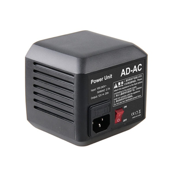 GODOX AD600 AD-AC POWER SOURCE ADAPTER