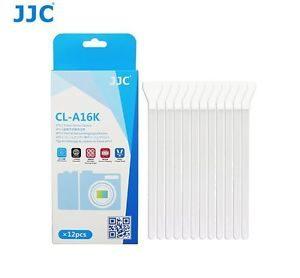 JJC CL-A16K 16mm Dry Sensor Cleaner for APS-C Frame DSLR CCD, CMOS Cameras (12pcs per kit) Camera Accessories-0