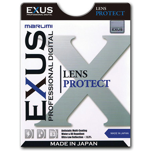 Marumi EXUS 77mm Lens Protect Antistatic MC Slim Thin Filter Protector made in Japan|for sale in South Africa-0