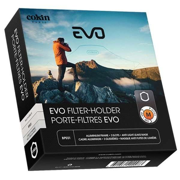 Cokin Evo Aluminum Filter Holder BPE01 for P Series or 84mm-Wide Filters|for sale in South Africa-0