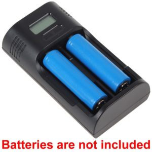Soshine T2 LCD Universal 26650 18650 16340 14500 NiMH AA AAA Battery Charger|for sale in South Africa-0