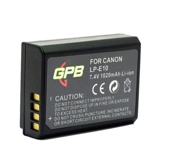 GPB Canon LP-E10 Battery|for sale in South Africa-0