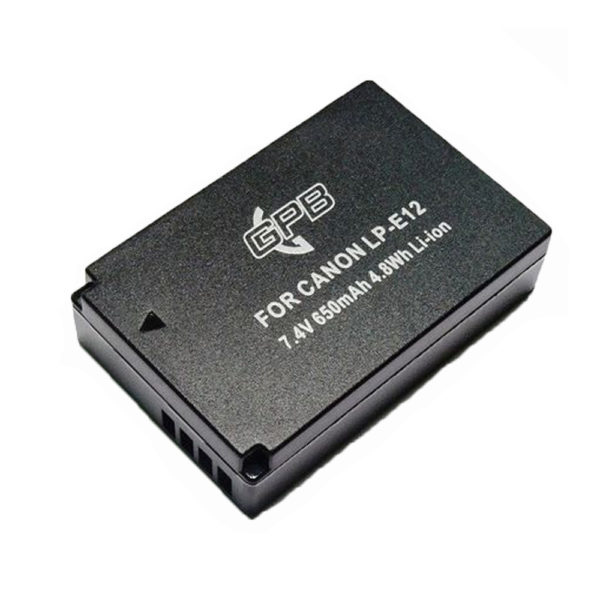 GPB Canon LP-E12 Battery-0