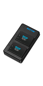 BESTON NP-FW50 NP FW50 CAMERA BATTERIES FOR SONY A6000 A6500 A6300 A7 A7II A7RII A7SII A7S A7S2 A7R, A7R2 A55 A5100 RX10 CAMERA BATTERY