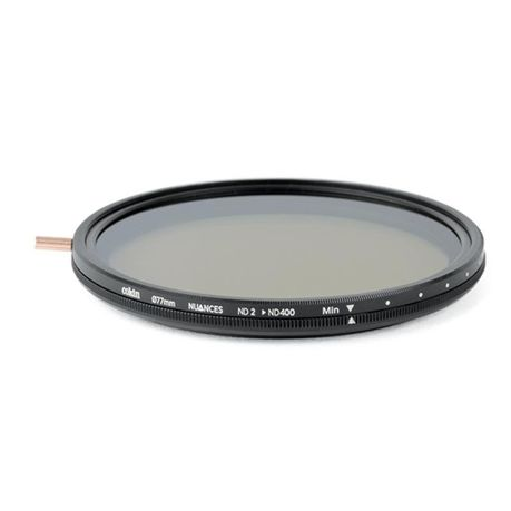 COKIN NUANCES ND 2 > 400 77MM MINERAL GLASS FILTER