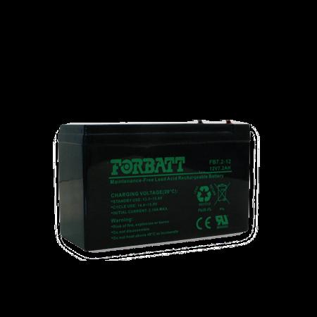 12V7AMP Sealed Lead Acid Battery 12V 7Amp