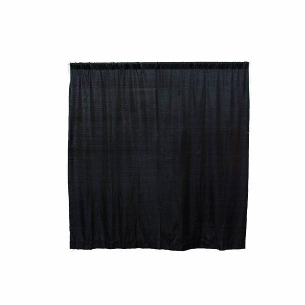 Godox 3x6m Muslin Backdrop (Black)