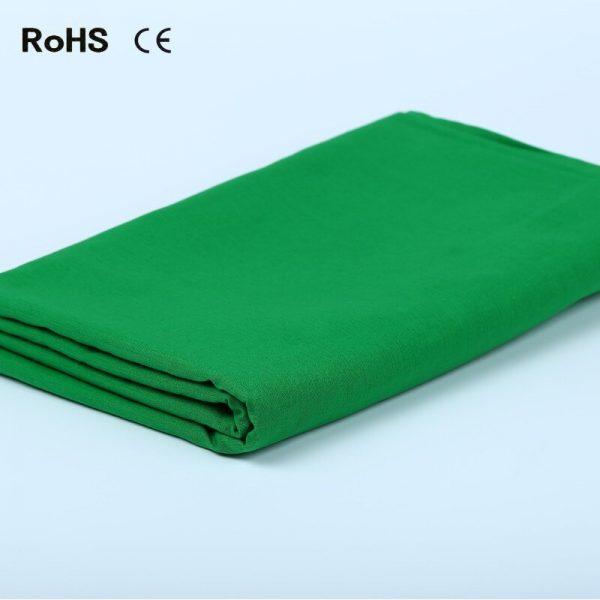 Godox 3x6m Muslin Backdrop (Chroma Green)