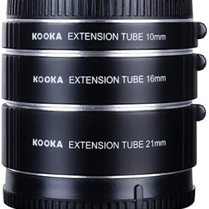 Kooka Automatic Extension Tube for Sony E Mount