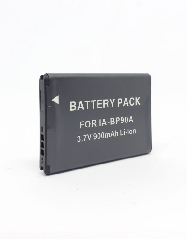 GPB Samsung BP-90A Camera Battery