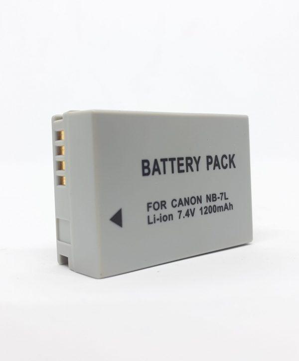 GPB Canon NB-7L Camera Battery