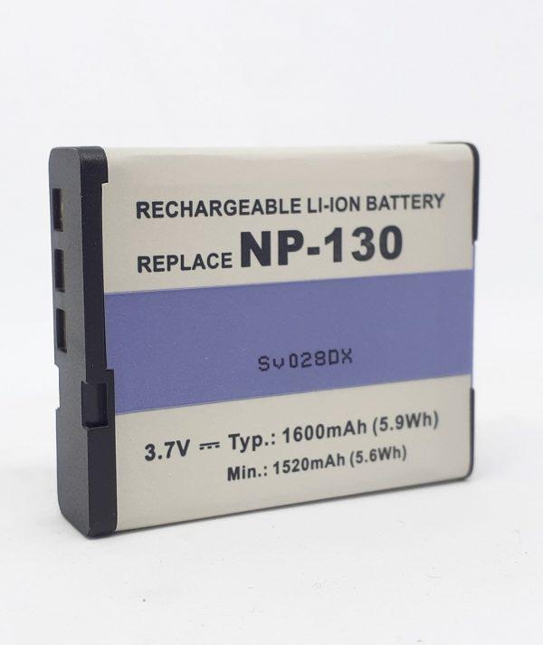 GPB Casio NP-130 Camera Battery