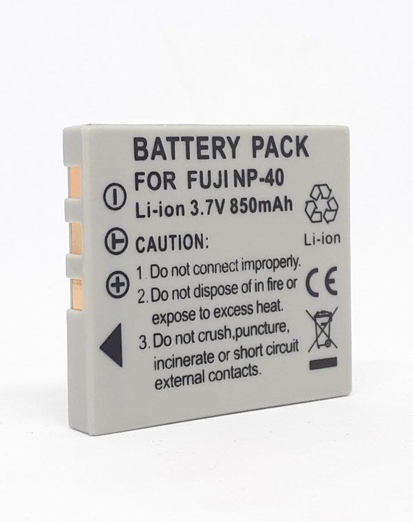 GPB Fuji NP-40 Camera Battery